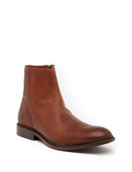 Chris Inside Zip Leather Boot by Frye