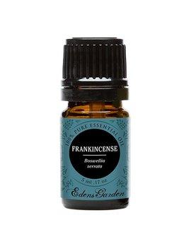 Frankincense (Boswellia Serrata) 100 Percents Pure Therapeutic Grade Essential Oil (5 Ml) 1/6 Oz By Edens Garden by Edens Garden