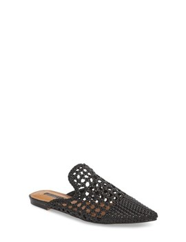 Knot Woven Mule by Topshop