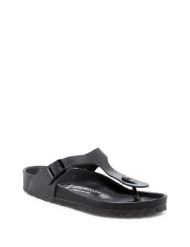 Gizeh Exquisite Leather Sandal   Discontinued by Birkenstock