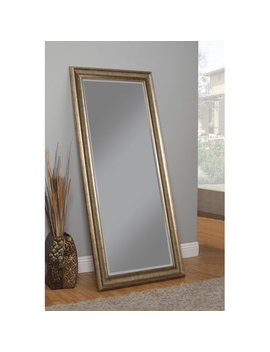 Antique Gold Full Length Leaner Mirror by Sandberg Furniture
