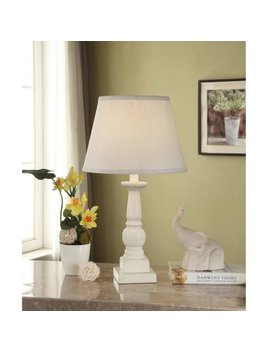 Mainstays Washed Finish Wood Table Lamp Base by Mainstays