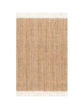 Nu Loom Hand Woven Raleigh Area Rug Or Runner by Nu Loom