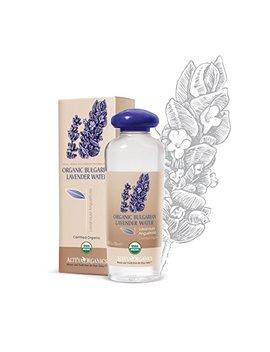 Organic Lavender Water, Bulgaria  250ml / 8.5 Oz by Alteya Organics