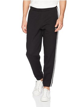 Adidas Originals Men's Originals 3 Stripes Sweatpants by Adidas+Originals