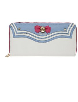 Indressme Girls Cute Multi Card Case Full Round Zipper Sailor Moon Kawaii Wallet by Indressme