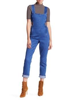 Side Cutout Denim Jumpsuit by Kendall & Kylie