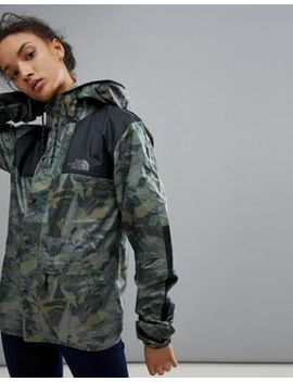 The North Face 1985 Seasonal Celebration Mountain Jacket In Camo by The North Face