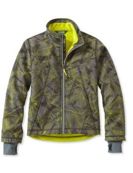 Boys' Wonderfleece Soft Shell Jacket, Print by L.L.Bean