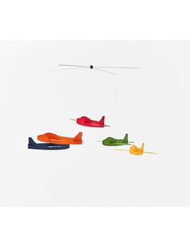 airplane-mobile by pottery-barn-kids