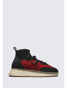 Dakota Knit Espadrille by Alexander Wang