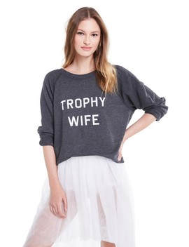 Trophy Wife Sommers Sweater by Wilfdox