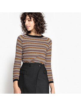 Jacquard Jumper/Sweater by La Redoute Collections