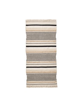 Indila Hallway Rug In Cotton &Amp; Jute by La Redoute Interieurs