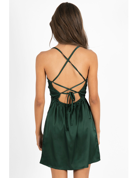 Something About You Tie Back Dress by Dissh Boutiques