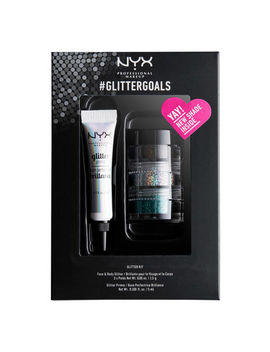 "#Glitter Goals   Kit 1              <Span Class=""Product.Sample.Minicart.Class.Variationdetails""></Span> by Nyx Cosmetics"