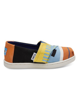 Black Multi Desert Doll Tiny Toms Classics by Toms