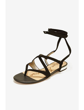 Ankle Wrap Gladiator Sandal by Boston Proper