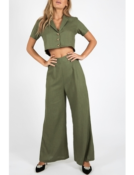Something About You Pants by Dissh Boutiques