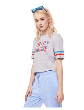 Sliced Juicy Graphic Tee by Juicy Couture