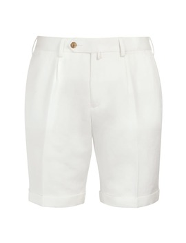 White Shorts by Suitsupply