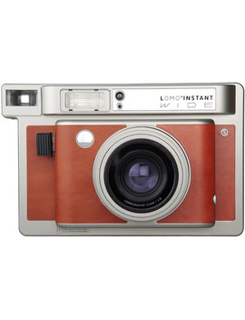 Lomo'instant Wide Central Park Camera And Lenses by Lomography