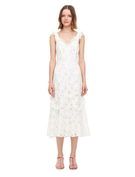 Adriana Embroidered Dress by Rebecca Taylor