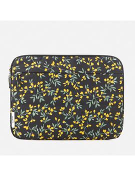 Ganni Women's Fairmont Laptop Case   Black by Ganni