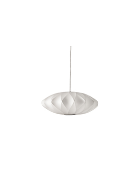 Nelson™ Crisscross Saucer Pendant Lamp by Design Within Reach