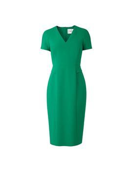 Bessa Green Dress by L.K.Bennett