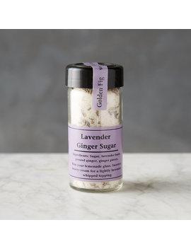 Lavender Ginger Sugar by Terrain