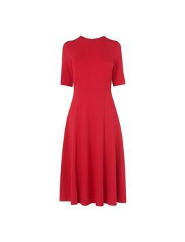 Bethan Red Dress by L.K.Bennett