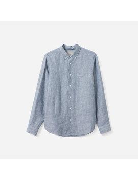 The Linen Standard Fit Shirt by Everlane