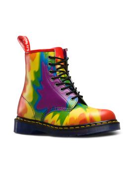 Tie Dye Pride 1460 by Dr. Martens