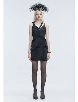 Twisted Slip Dress by Alexander Wang