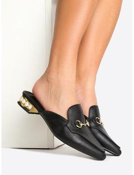 Pearl Flat Heel Loafer by Zooshoo