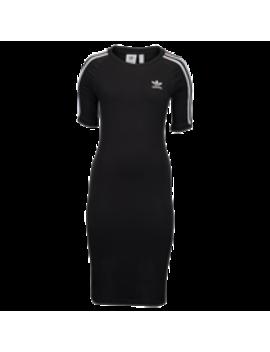 Adidas Originals Adicolor 3 Stripe Dress by Lady Foot Locker