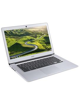 Acer Chromebook Refurbished Cb3 431 C3 Ws 14 Inch Laptop Computer 1.6 Ghz Intel, 36 Gb Hdd, 4 Gb Lpddr3, Hd Graphics by Acer