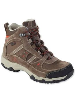 Women's Trail Model 4 Waterproof Hiking Boots by L.L.Bean
