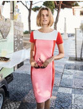Jeanette Ottoman Dress by Boden