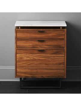 Fullerton File Cabinet by Crate&Barrel