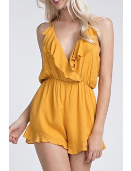 Ruffle Romper by Yipsy Boutique, Louisiana