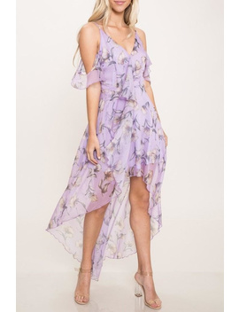 Lavender Floral Dress by Gypster Veil, Mississippi