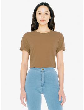 unisex-50_1-short-sleeve-t-shirt by american-apparel