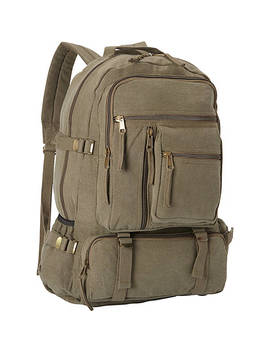 Retro Cantabrian Excursion Rucksack (No Leather Trim) by Fox Outdoor