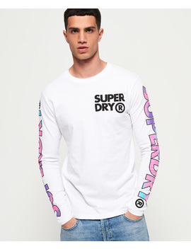 Echo Beach Long Sleeve T Shirt by Superdry
