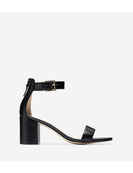 Clarette Sandal (65mm) by Cole Haan