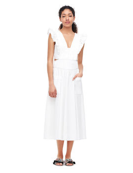La Vie Poplin Dress by Rebecca Taylor