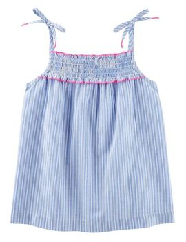 Smocked Top by Oshkosh