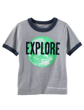 Explore Tee by Oshkosh